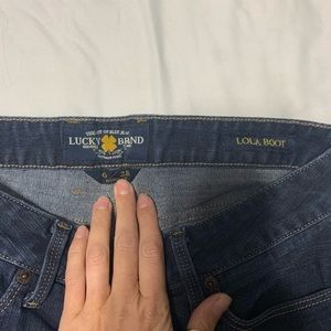 Lucky brand Lola boot